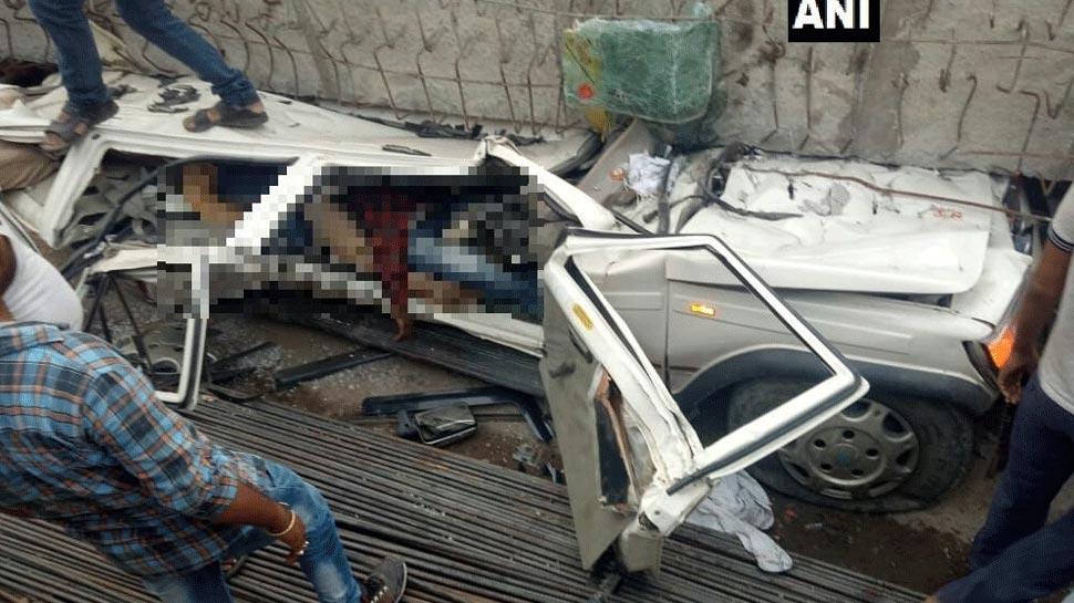 पुल हादसा: मायावती ने जताया दुख- सिर्फ 'मन पर बोझ' कहना सही नहीं, दोषियों पर कार्रवाई करे सरकार