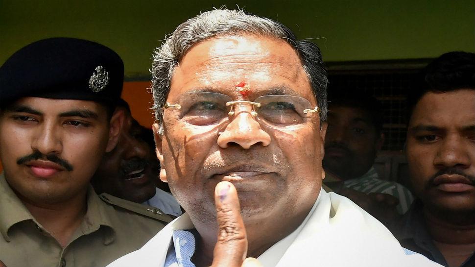 कर्नाटक कांग्रेस के वरिष्ठ नेता ने सिद्धारमैया पर साधा निशाना, बताया अहंकारी