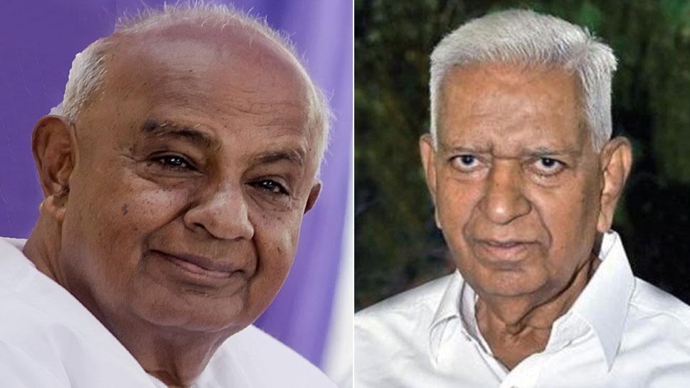 वजूभाई वाला और एचडी देवेगौड़ा के बीच हुई ये राजनीतिक घटना फिर आई याद...