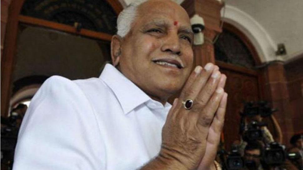 कर्नाटक में बनेगी बीजेपी की सरकार, आज सुबह 9 बजे होगा शपथ ग्रहण, 15 दिन में साबित करना होगा बहुमत