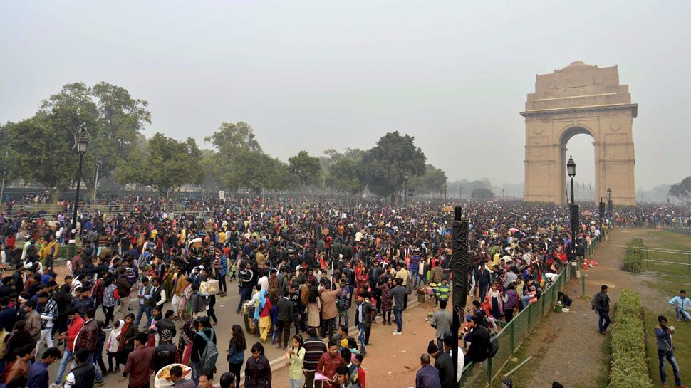 2028 के आसपास दुनिया का सबसे अधिक आबादी वाला शहर बन सकता है दिल्ली: UN रिपोर्ट