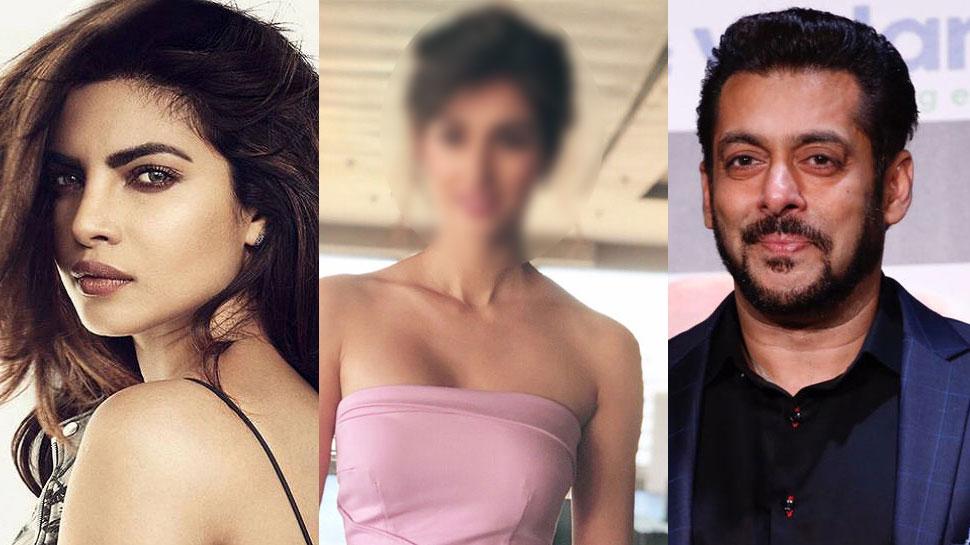 'भारत' में प्रियंका चोपड़ा को टक्कर देगी टाइगर श्रॉफ की यह एक्ट्रेस, सलमान खान के साथ आएंगी नजर