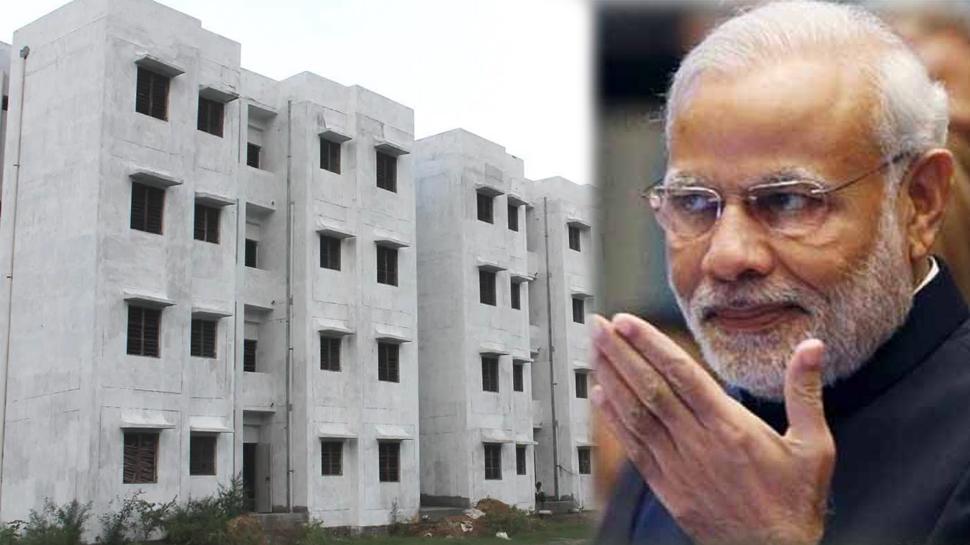 PM मोदी देंगे सौगात, 2018 के अंत तक 2 करोड़ गरीबों को मिलेगा अपना घर