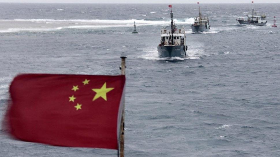 'दक्षिण चीन सागर में बीजिंग को चुनौती देता रहेगा अमेरिका'