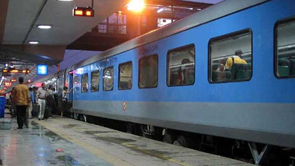Image result for यात्रियों के लिए रेलवे ने रेल मददऔरमेन्यू ऑन रेल्स एप किया लांच