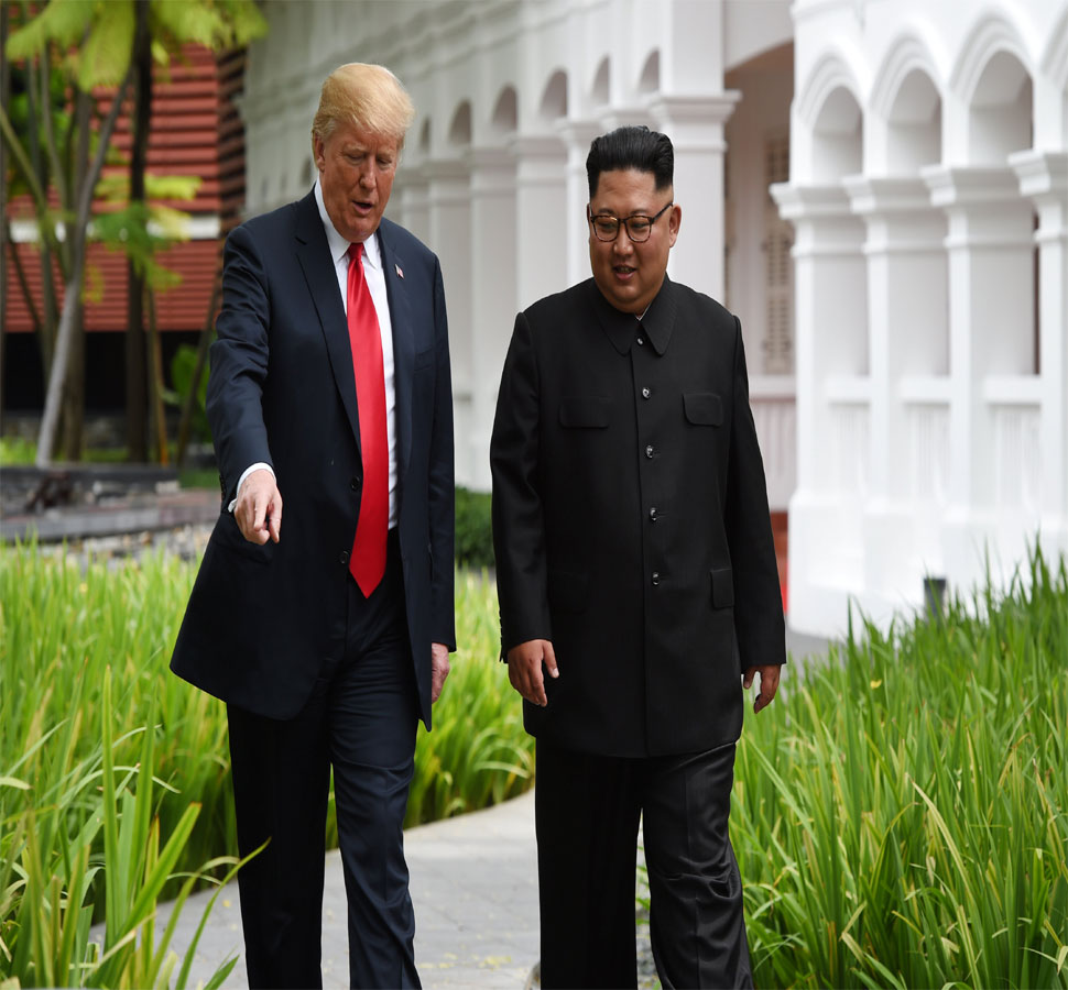 Donald Trump Kim Jong Un meeting