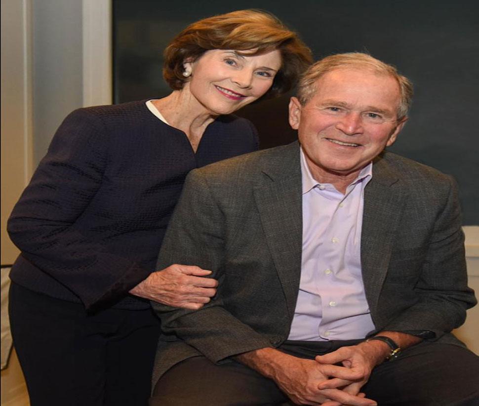 George H.W. Bush birthday