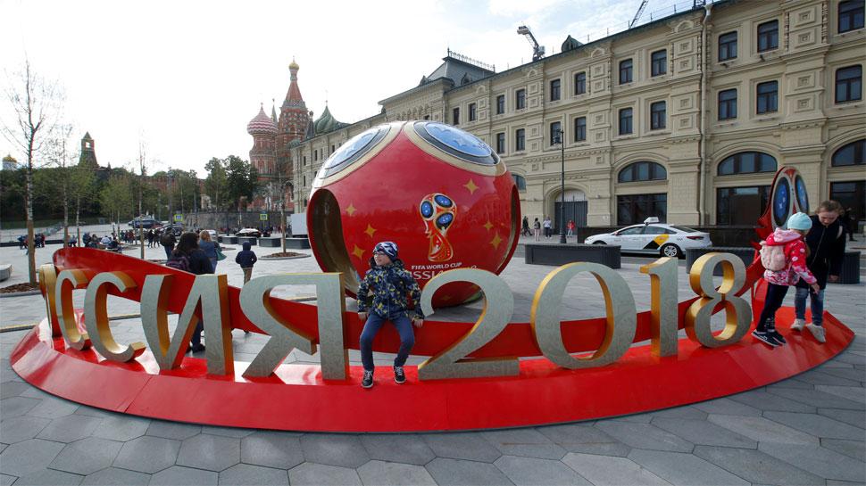 फीफा विश्व कप 2018 : 11 शहरों के 12 स्टेडियमों में खेले जाएंगे 64 मुकाबले