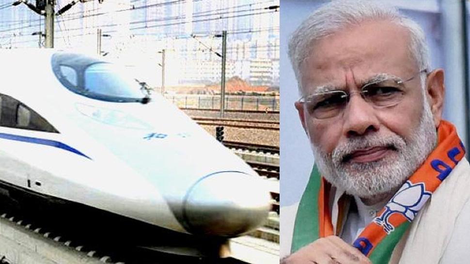 आम-चीकू ने रोका बुलेट ट्रेन का 'रास्ता', कैसे पूरा होगा पीएम मोदी का ड्रीम प्रोजेक्ट?
