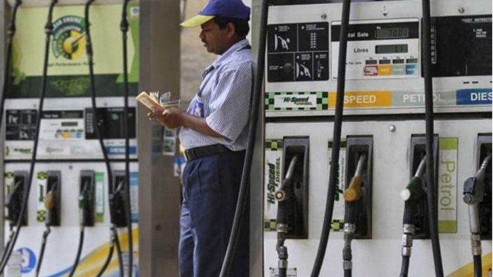 दो दिन बाद फिर सस्ता हुआ पेट्रोल, डीजल में कोई बदलाव नहीं, जानें आज का भाव