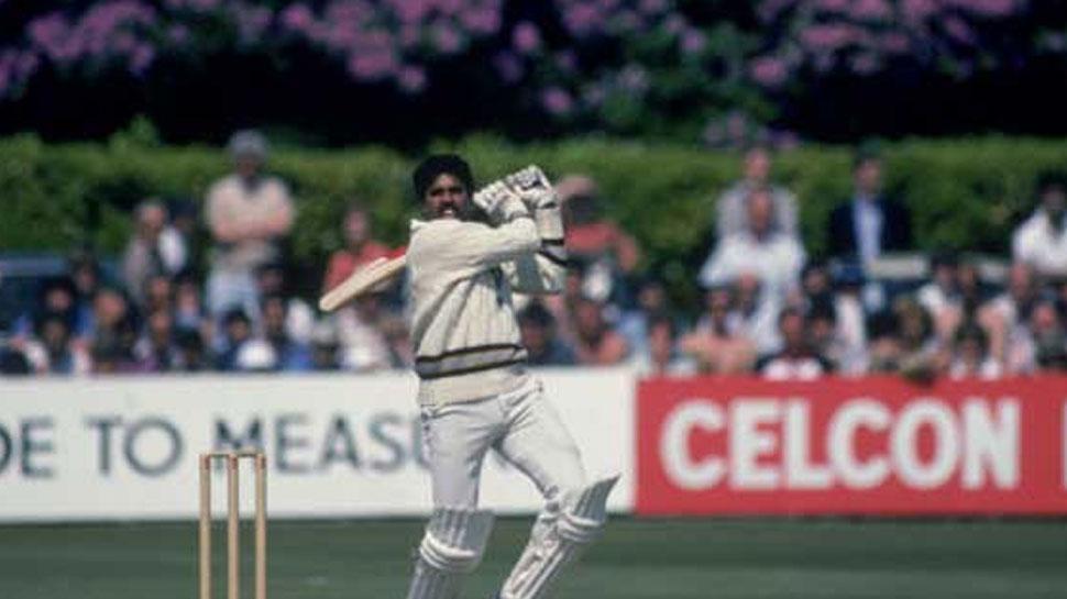 आज 83 वर्ल्डकप में, 17 पर 5 विकेट हो गए थे भारत के, फिर कपिल ने किया था कमाल