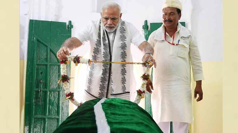 PM मोदी के मगहर दौरे से शुरू हुई अति-पिछड़ों को BJP से जोड़ने की दूसरी मुहिम