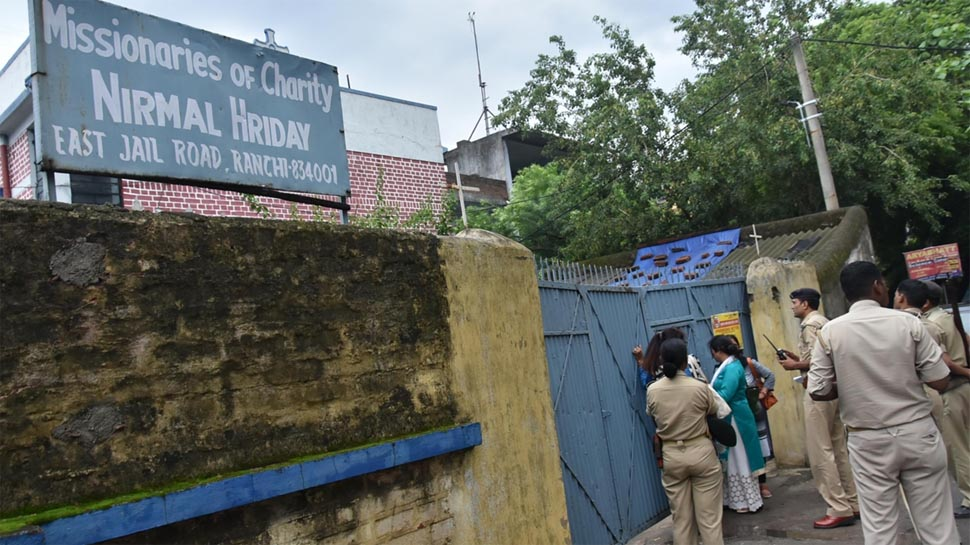 jharkhand child sale nirmal hruday के लिए इमेज परिणाम