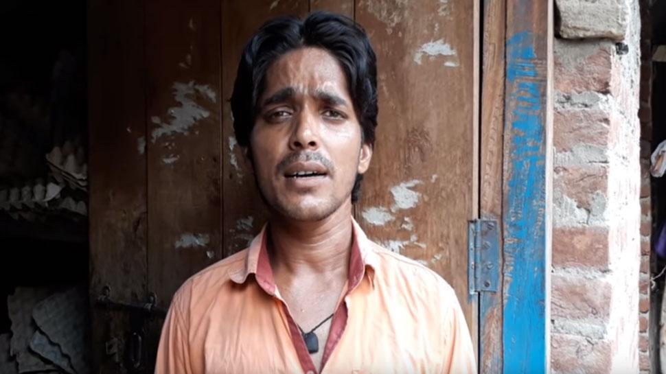 VIDEO: अंडा बेचने वाले ने अपने गाने से YouTube पर मचाया धमाल