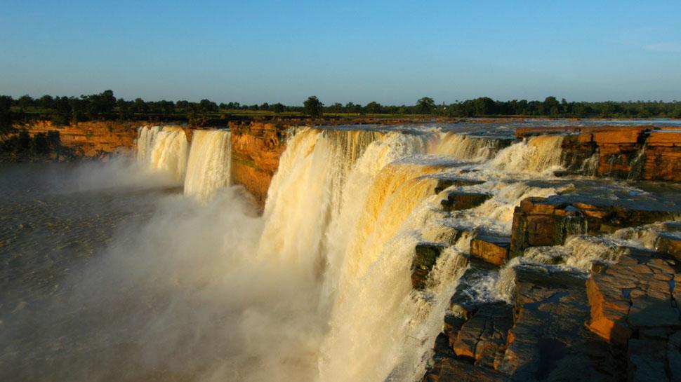 Chitrakoot Falls Chhattisgarh