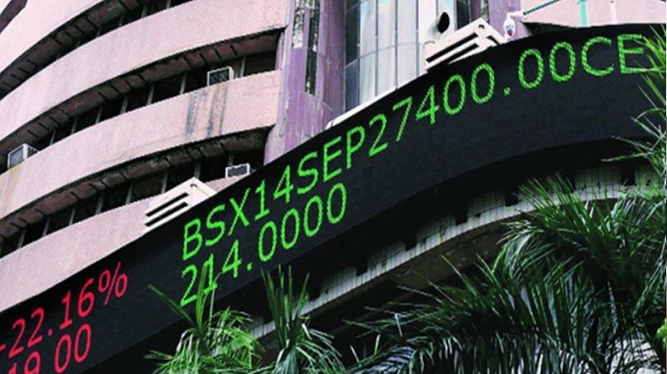 मामूली बढ़त के साथ बंद हुआ बाजार, सेंसेक्स 26 अंक मजबूत, TCS 6% चढ़ा