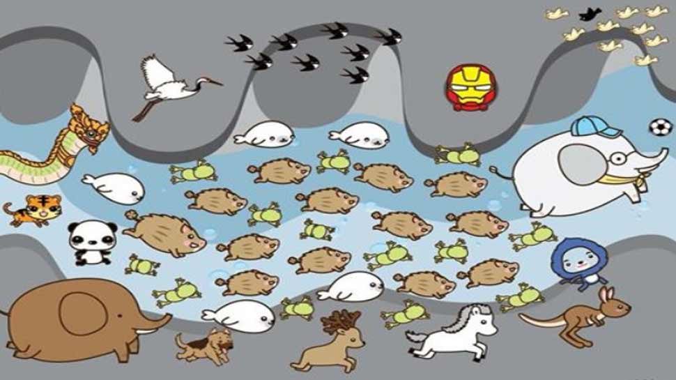 थाईलैंड : एक कार्टून से जानें थाई नेवी सील के पूरे ऑपरेशन की हकीकत
