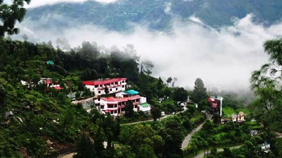 Lansdowne a beautiful city in Uttarakhand