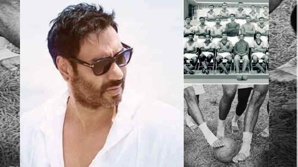 अजय देवगन पर चढ़ा बायोपिक्स का सुरूर, 'चाणक्य' के बाद अब बनेंगे फुटबॉल कोच