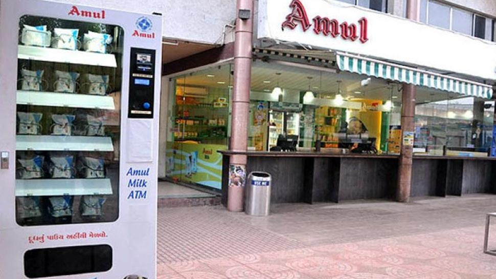 Business Opportunity With Amul Offers Franchise Without