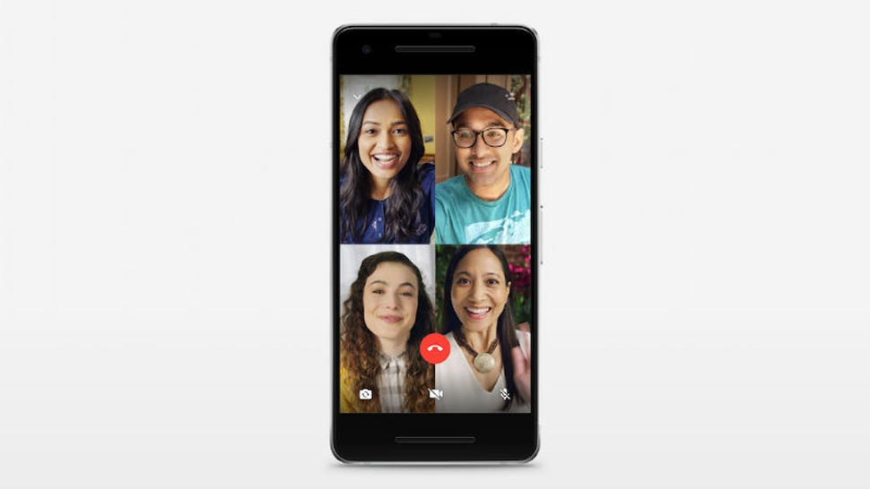 Whatsapp Group Video Calling: Feature give excess to 4 Users at a time