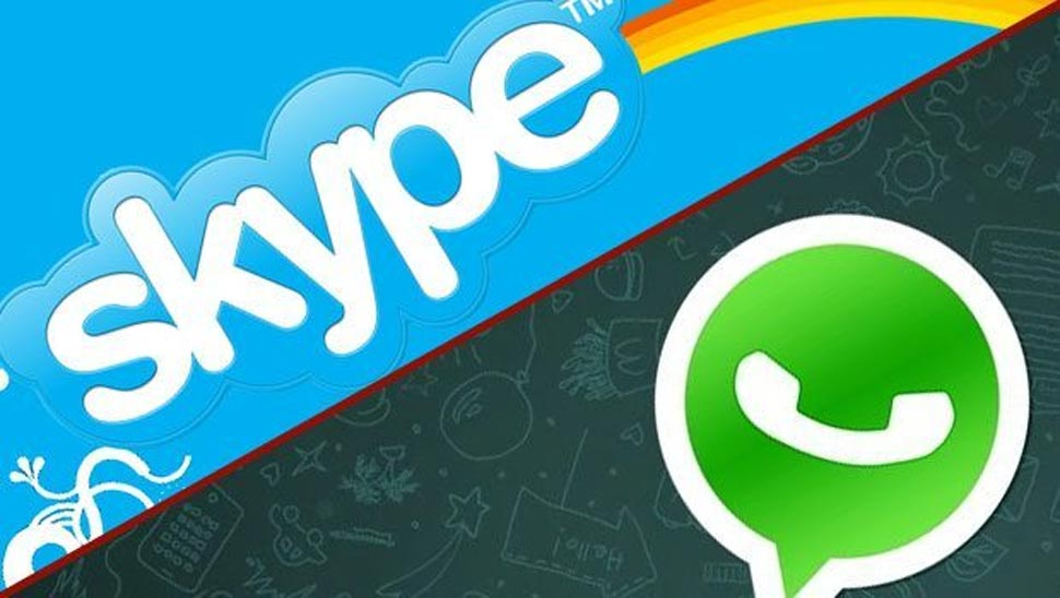 Whatsapp Group Video Calling feature give Skype competition