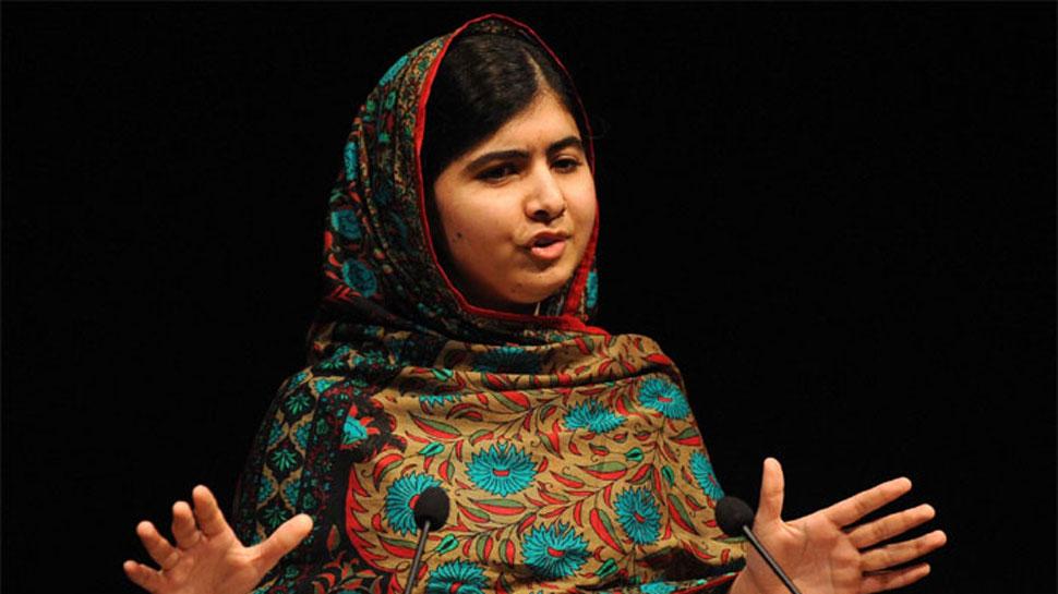 पाकिस्तान में 12 स्कूल जलाए जाने पर बोलीं मलाला- 'शिक्षित लड़कियों से डरते हैं अतिवादी'