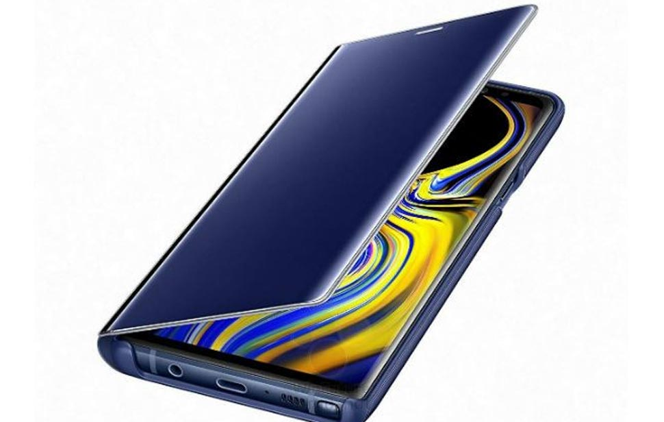 Samsung note 9 in india