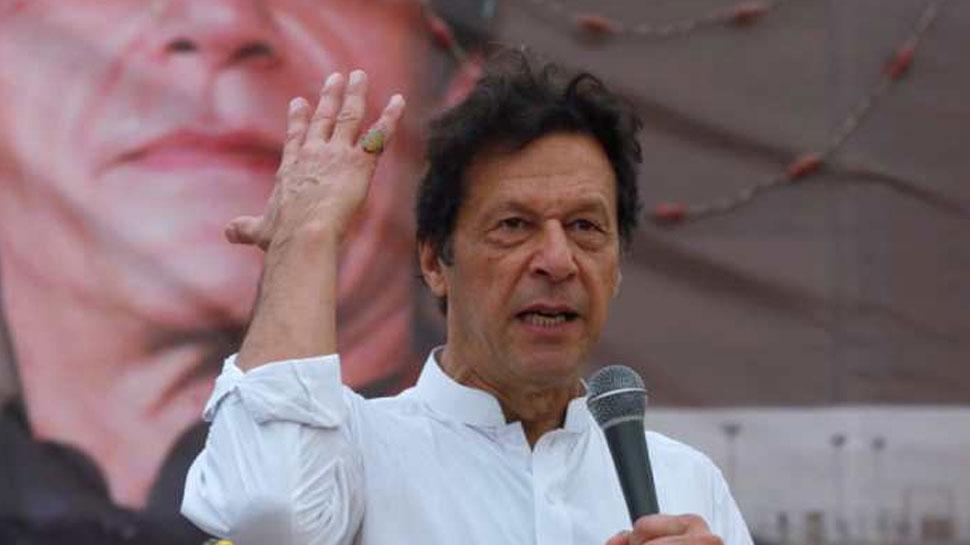 पाक चुनाव आयोग ने इमरान खान से लिखित रूप से माफी मांगने को कहा