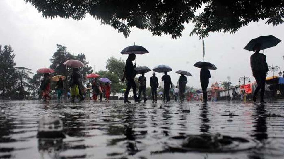 मौसम विभाग ने जारी किया 21 राज्यों में तीन दिन भारी बारिश का अलर्ट