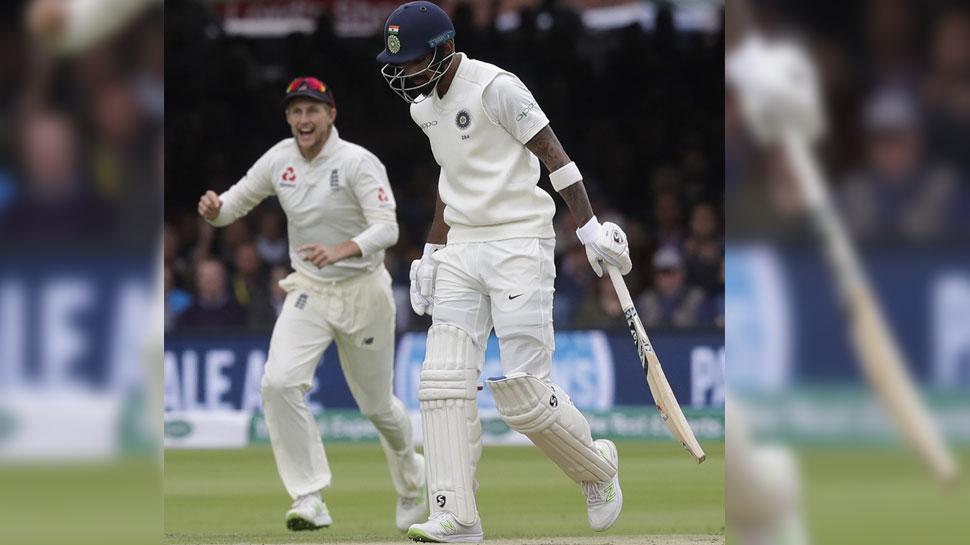 VIDEO: एंडरसन की इस जादुई गेंद का केएल राहुल नहीं दे पाए जवाब, दे बैठे अनचाहा कैच