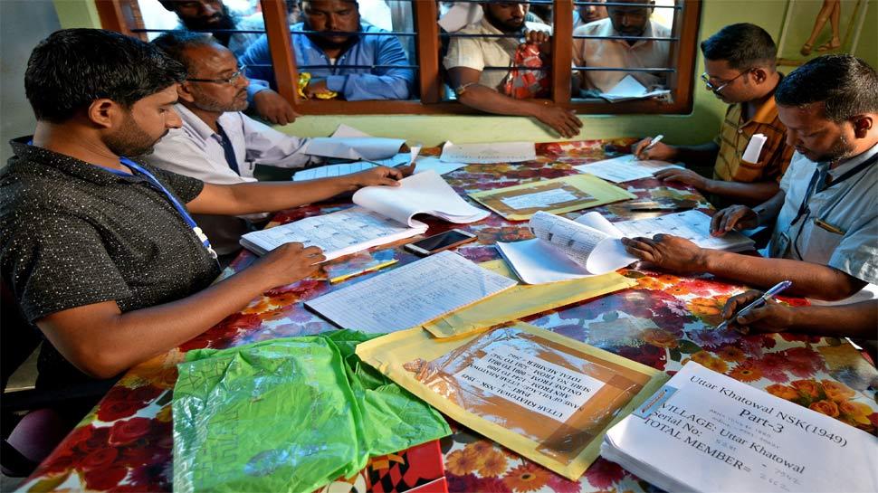 असम NRC : दावों के लिए फॉर्म मिलने में देरी से लोग नाखुश