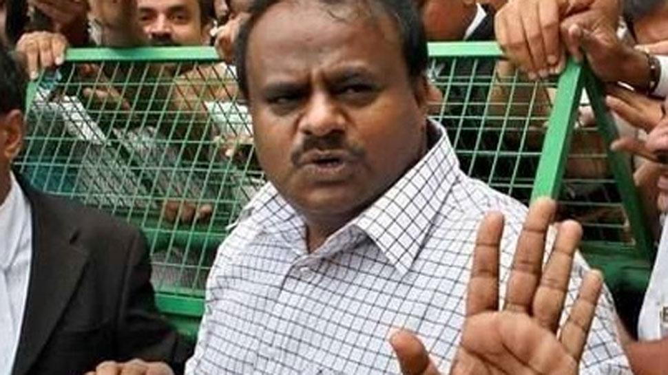 कुमारस्वामी ने पीएम को लिखा पत्र- 'बेंगलूरू में ही किया जाए एयरो इंडिया का आयोजन'