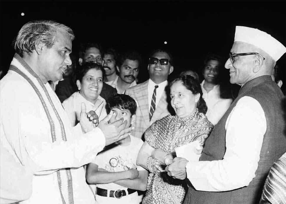 Atal Bihari Vajpayee Passed Away