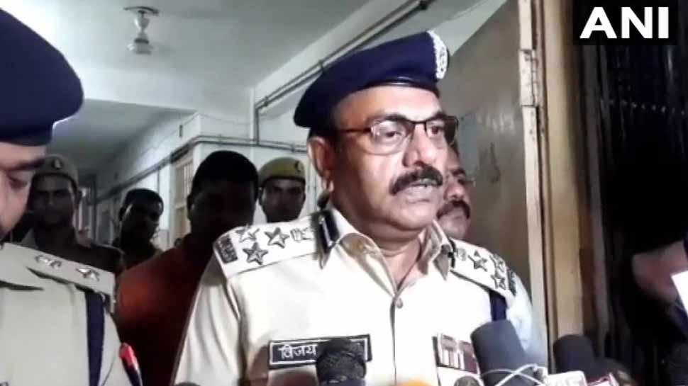 आजमगढ़ में पुलिस-बदमाशों के बीच मुठभेड़, 50 हजार का इनामी गिरफ्तार