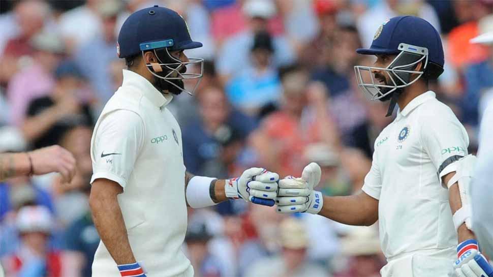INDvsENG : पहली पारी में भारत का स्कोर 307/6, विराट कोहली सीरीज के दूसरे शतक से चूके