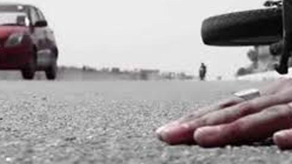 कैमूरः सड़क हादसे में दरोगा की दर्दनाक मौत