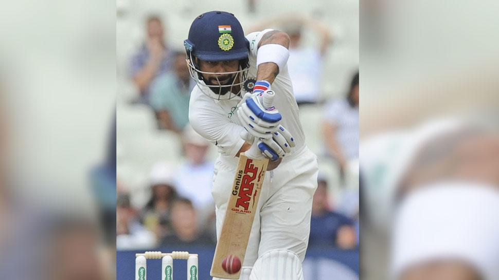 INDvsENG LIVE: चाय तक टीम इंडिया लीड हुई 438 रनों की, विराट शतक के करीब