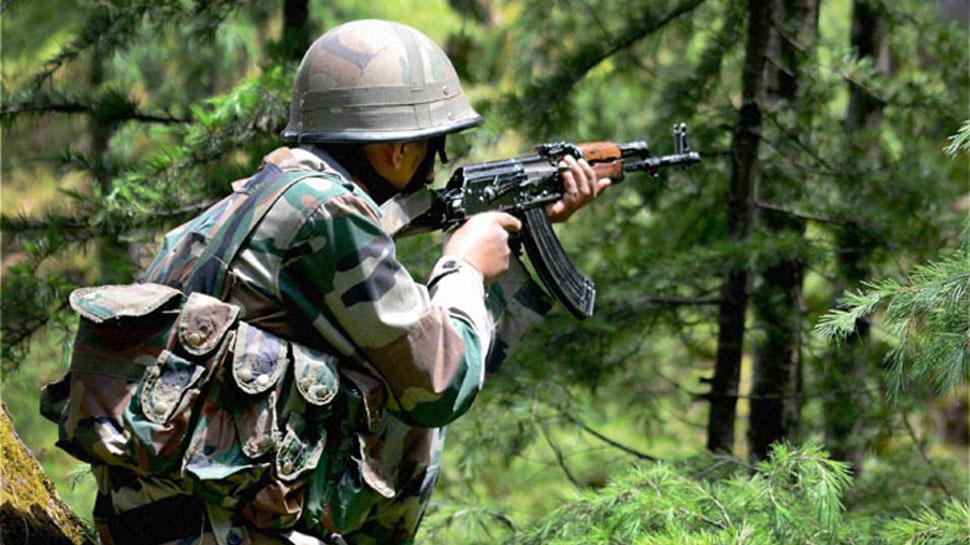 जम्मू-कश्मीर : अनंतनाग में सुरक्षाबलों और आतंकियों के बीच मुठभेड़, मारा गया एक आतंकी