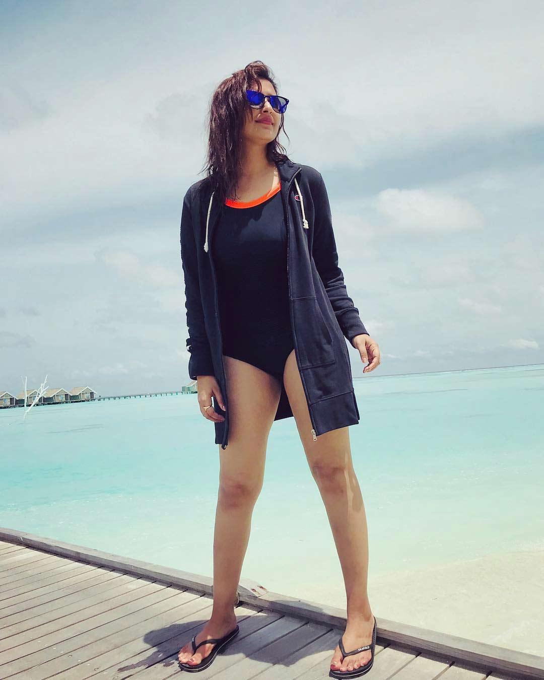 Parineeti Chopra is in Maldives