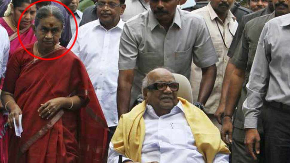 Dayalu Ammal admitted in hospital!