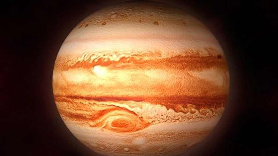 बृहस्पति ग्रह पर भरपूर मात्रा में है पानी, ग्रेट रेड स्पॉट में मिले संकेत