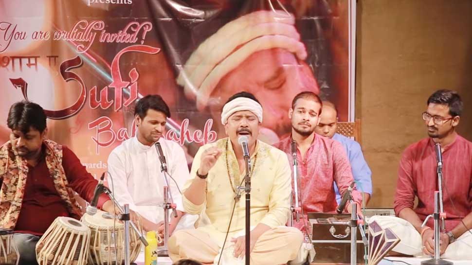 पहले नहीं देखा होगा सूफी गायक बाबू साहेब का ऐसा परफॉर्मेंस, VIDEO देख खुश हो जाएगा दिल
