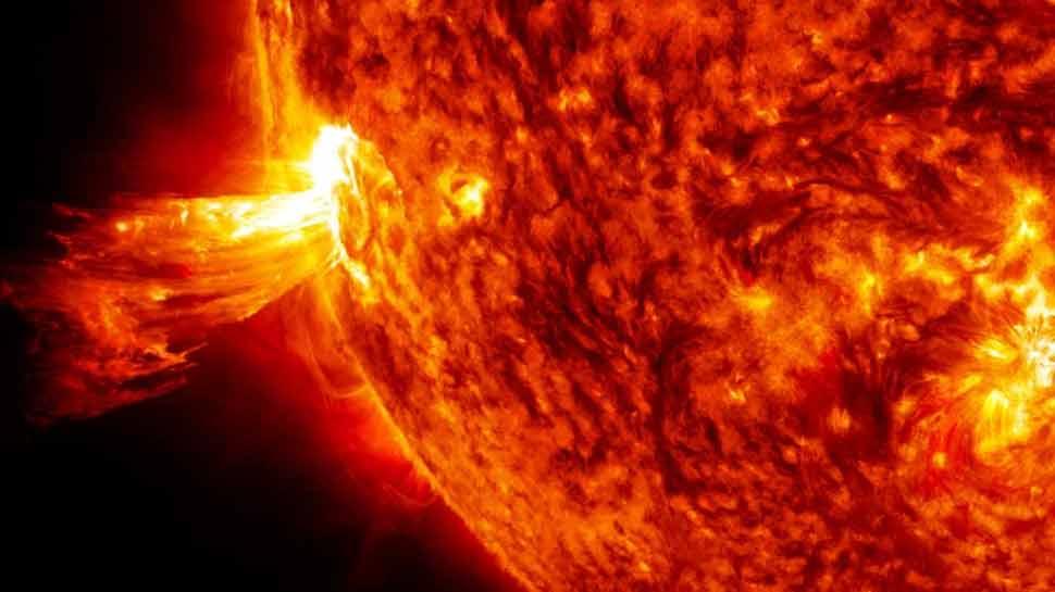 वैज्ञानिकों ने सौर तूफान के पूर्वानुमान के लिए विकसित की नई पद्धति