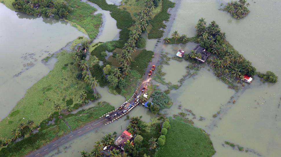 अत्यधिक बारिश की केरल सरकार को पूर्व चेतावनी दी गई थी : मौसम विभाग