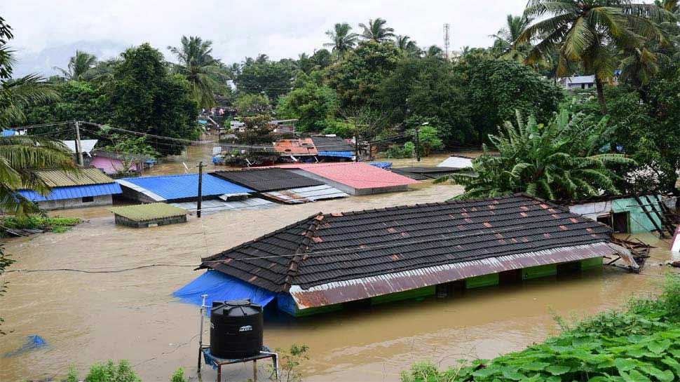 केरल को पहले ही दी गई थी अत्यधिक बारिश होने की चेतावनीः मौसम विभाग