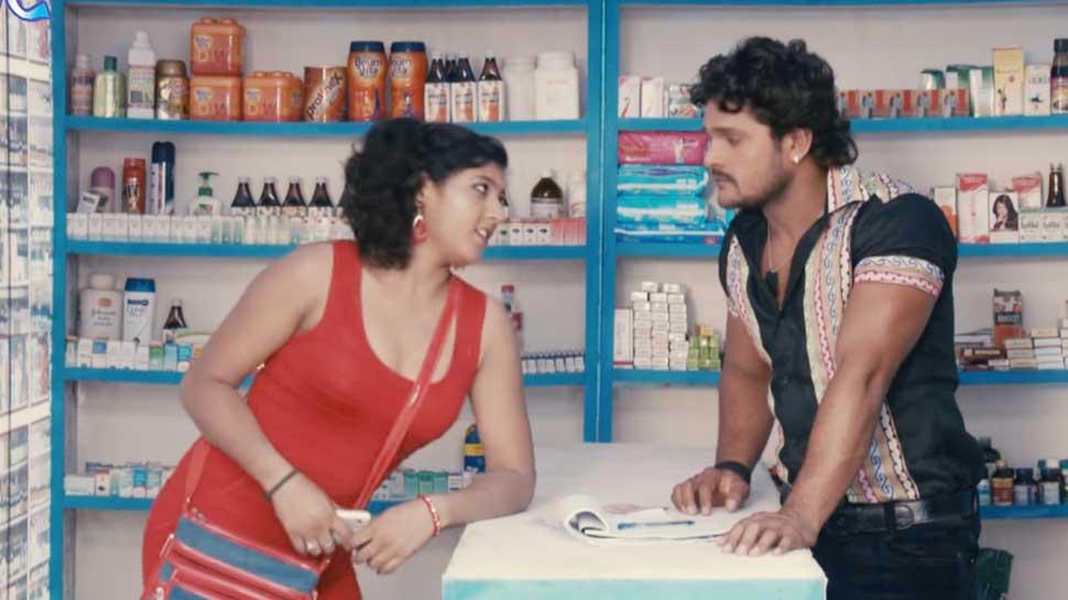 अगर आप भोजपुरी फिल्मों के शौकीन हैं, तो यह VIDEO आपका दिन बना देगा