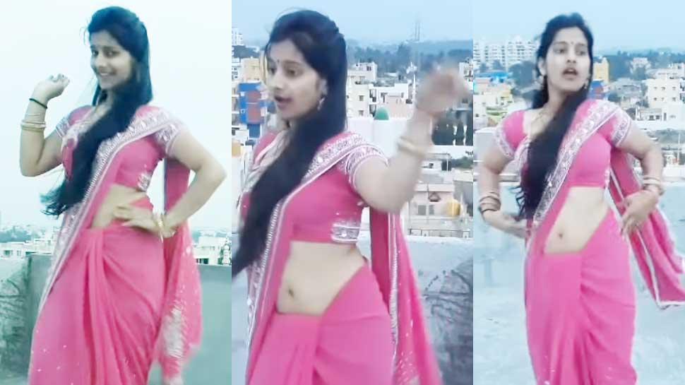 भोजपुरी गाने पर इस लड़की के डांस के दीवाने हुए लोग, इंटरनेट पर धूम मचा रहा VIDEO