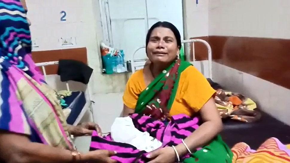 कार पर स्क्रैच लगा तो प्रेग्नेंट महिला के पेट में लात मारी, जन्म से पहले बच्चे की मौत