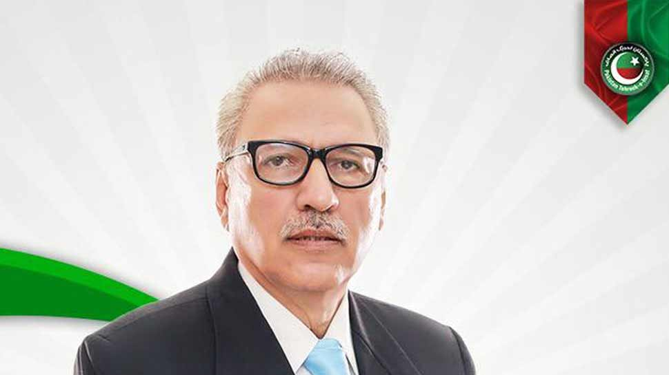 पाकिस्तान: डॉ आरिफ अल्वी नौ सितंबर को लेंगे राष्ट्रपति पद की शपथ